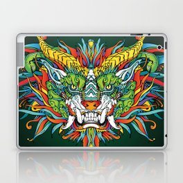 SNOW TIGER Laptop & iPad Skin