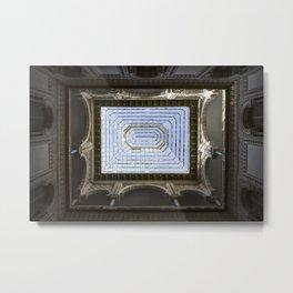 Symmetry Metal Print