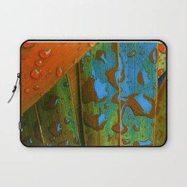 Tropical Raindrops Laptop Sleeve