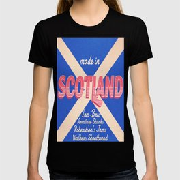 Vintage Made In Scotland T-shirt
