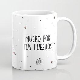 Skull lover Coffee Mug