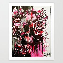 Return To The Dirt Art Print