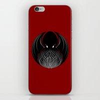 cthulhu iPhone & iPod Skins featuring Cthulhu by tuditees