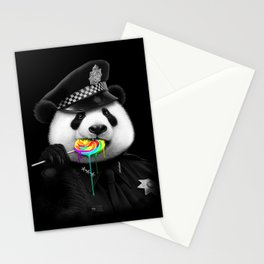 LOLLYPOP COP Stationery Cards