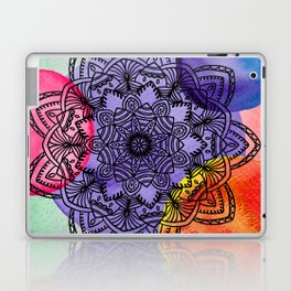 watercolor mandala i Laptop & iPad Skin