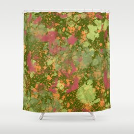 Autumn Woods Shower Curtain