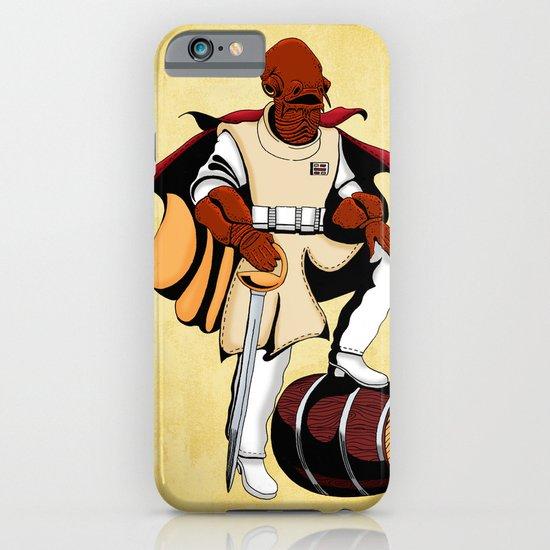 Captain Ackbar iPhone & iPod Case