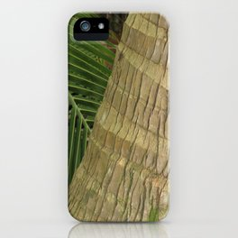 Tropic Texture iPhone Case