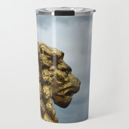 Cloud Lion Travel Mug