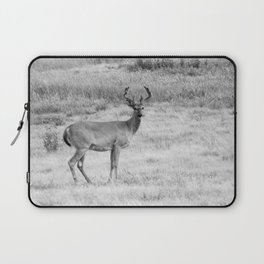 Alert Buck Laptop Sleeve