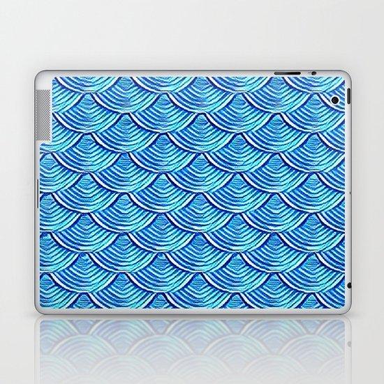 Sky Fish Laptop & iPad Skin