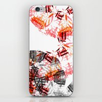 botanical iPhone & iPod Skins featuring Botanical by Amy Davis