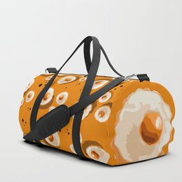 """""""The big Egg with Pepper"""" Duffle Bag"""