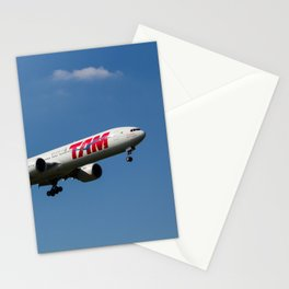 Tam Boeing 777 Stationery Cards