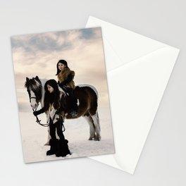 Le voyage des soeurs Koizumi II Stationery Cards