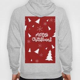 New Year, Christmas, winter holidays illustration Hoody