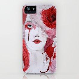 Hopeless Romantic iPhone Case