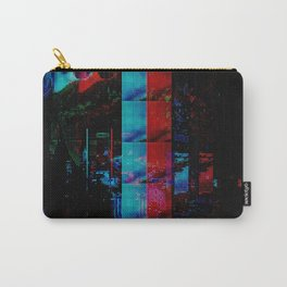 Face of a thousand Voices Carry-All Pouch