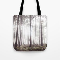 The light of dawn Tote Bag