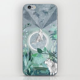 A Tale to Tell iPhone Skin