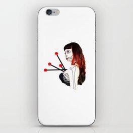 Voo Doo Goo iPhone Skin