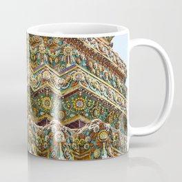 Textures of Wat Pho, Bangkok Coffee Mug