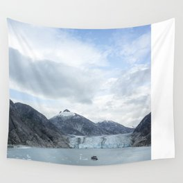 Sawyer Glacier Wall Tapestry