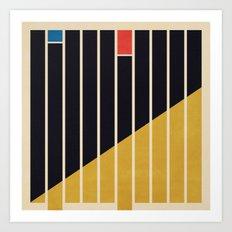 Abstract #83 Art Print