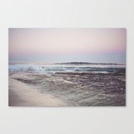 Waianae Waves Canvas Print