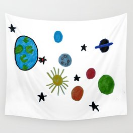 Space Patric Wall Tapestry