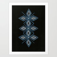 My design #1 Art Print