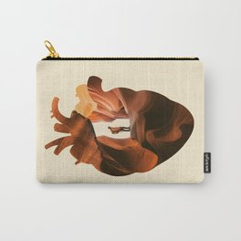 Heart Explorer Carry-All Pouch