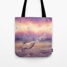In Search of Solace Tote Bag