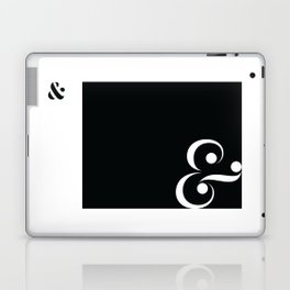 For the Love of Ampersand #1 Laptop & iPad Skin