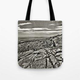 Rocky Landscape Phtography Tote Bag