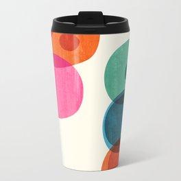 Cellular Metal Travel Mug