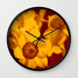 narciss Wall Clock