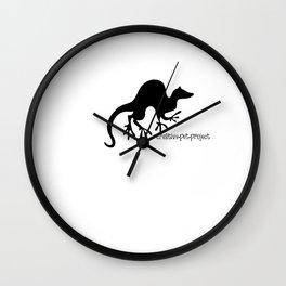 Ferret 1 Wall Clock