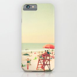 Summer of Love III iPhone Case