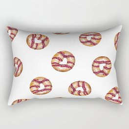 AB&J Donut Rectangular Pillow