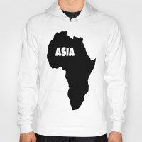 asia Hoodies featuring ASIA by AnacondaOnline.eu