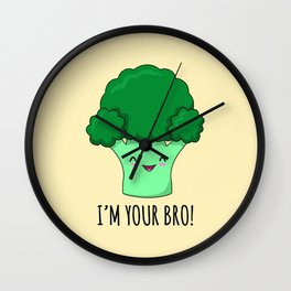 Best BRO! Wall Clock