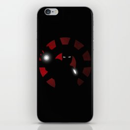 SuperHeroes Shadows : Iron Man iPhone Skin