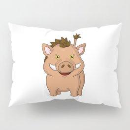 Wee Warthog Pillow Sham