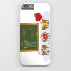 Human learning Slim Case iPhone 6s