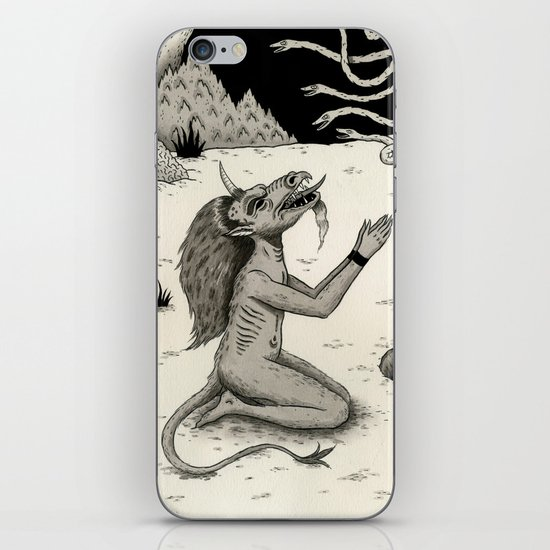 Arisen iPhone & iPod Skin
