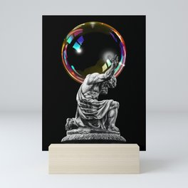 Actually, it's not heavy Mini Art Print