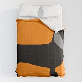 Halloweiner Dog Comforters