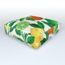 Fruit Stand Outdoor Floor Cushion