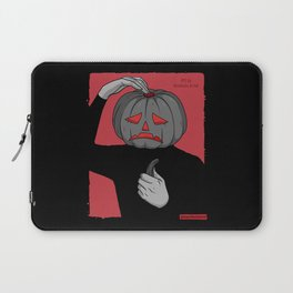 Pumpkin guy Laptop Sleeve